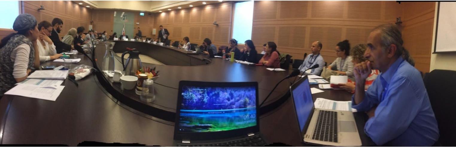 """יו""""ר ארגון מדבירי מזיקים בישראל בדיון בוועדת העבודה"""
